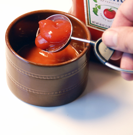 Tablespoon Ketchup