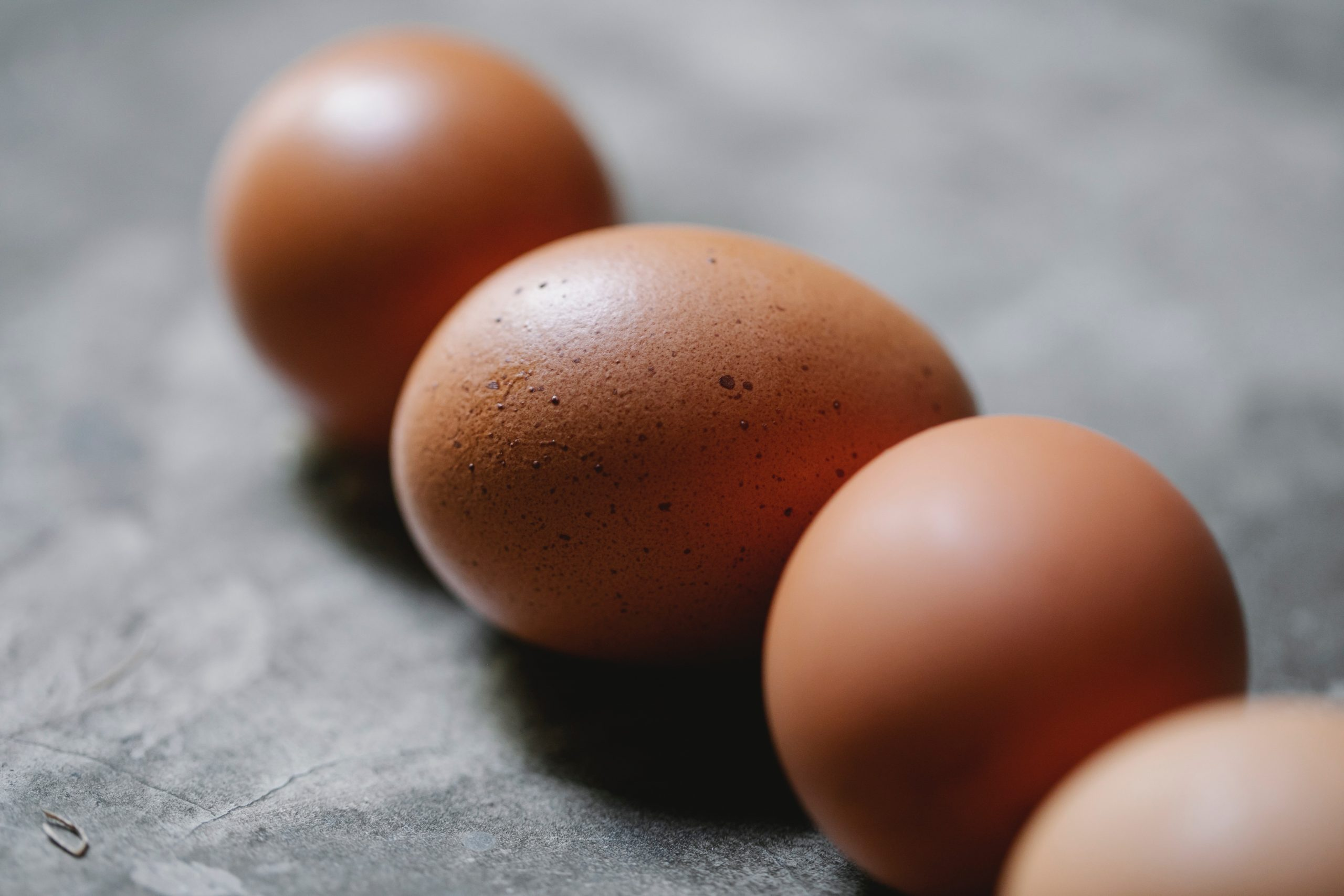 Why brown egg?
